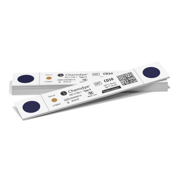 INDICATOR CHIMIC MULTIPARAMETRU TIP4 CALDURA USCATA STRIP CD30